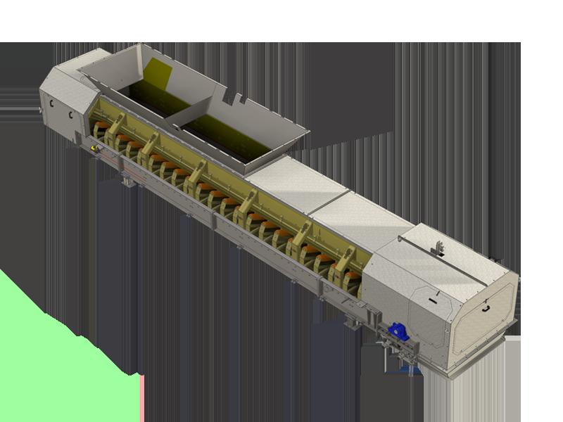 Weigh conveyor (MuVaRC)