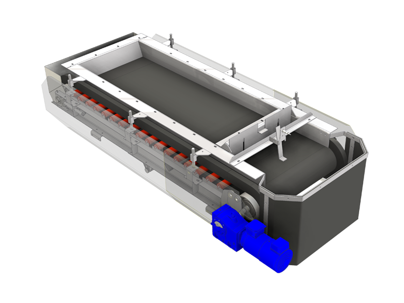 Belt feeder (MuVaRC)