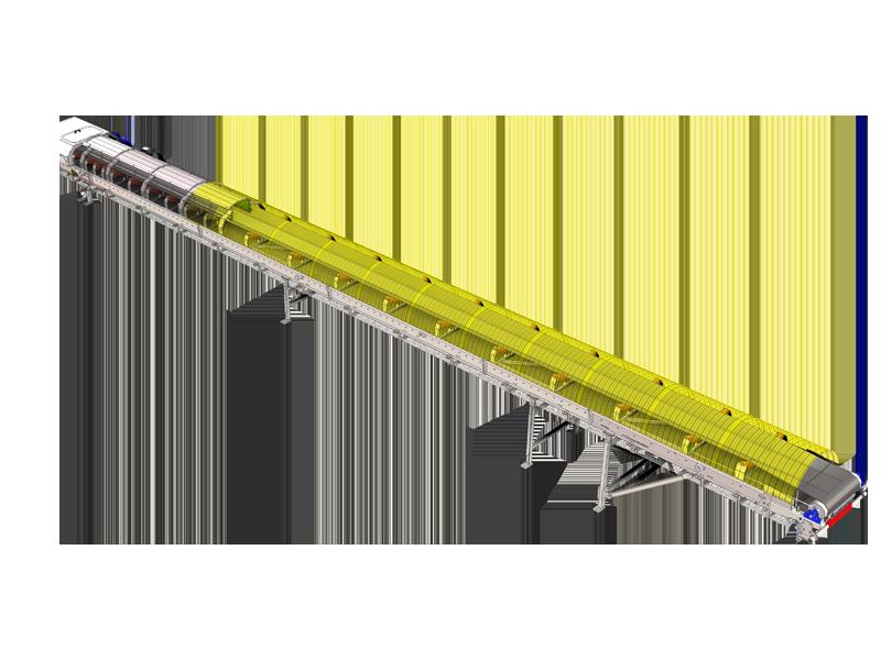 fine grain conveyor