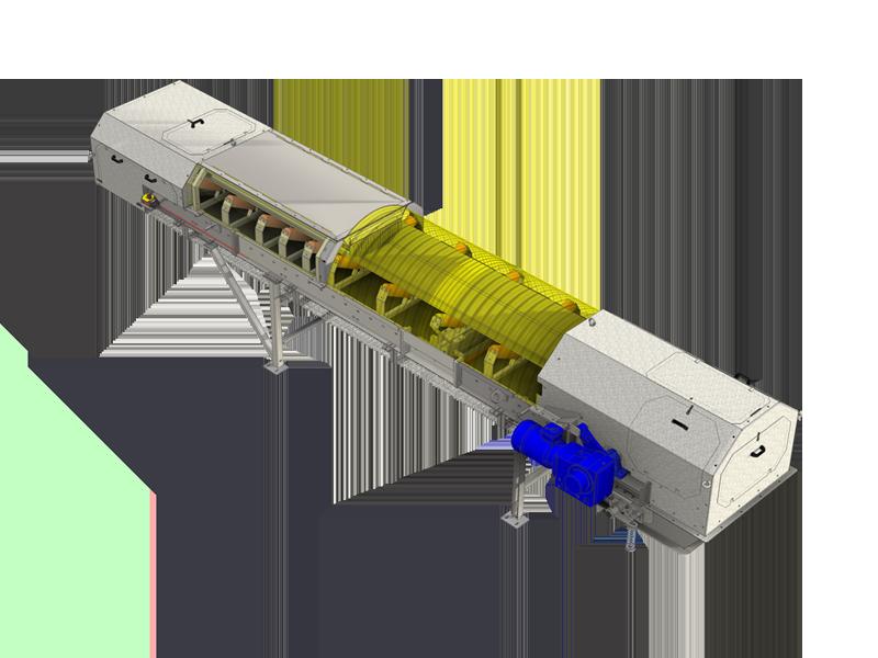 weigh conveyor RC