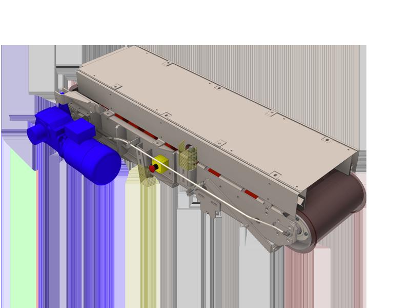 Centrifugal conveyor