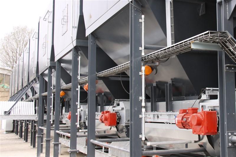 Semi-mobile Cold Feed Unit (SVD)
